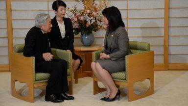 Японският император прие Цвета Караянчева