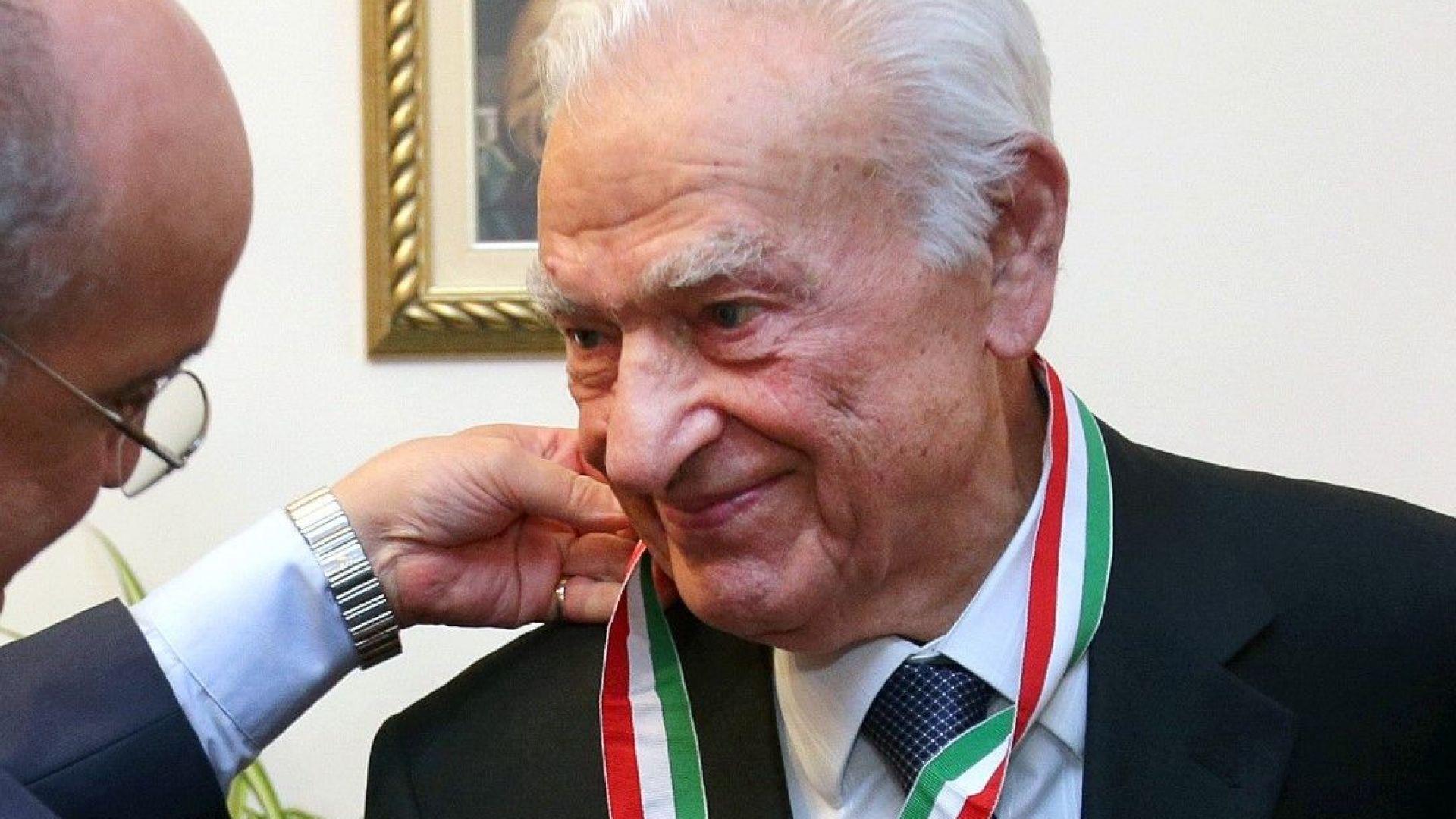 На 100-годишна възраст почина доайенът на българската дипломация - Борис