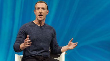 Марк Зукърбърг подкрепи регулацията на вредното съдържание в интернет