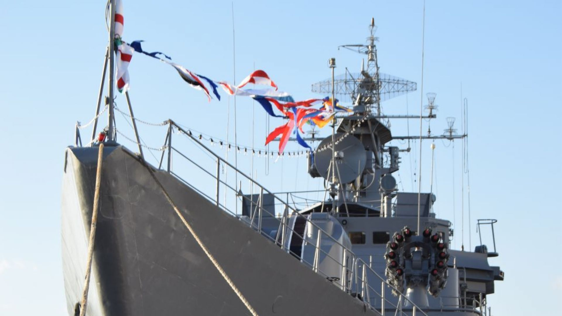 Искания за оферти за многофункционален модулен патрулен кораб са изпратени до 7 компании