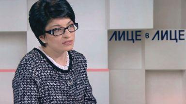 Десислава Атанасова: Коалицията е здрава, за нов вицепремиер ще преговаряме,