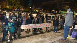 Протестиращи отново блокираха ключови пътища