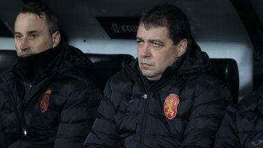 Петър Хубчев: Играхме на предела, не съжалявам за нищо