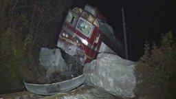 8 души са ранени при инцидента с влака край Симитли