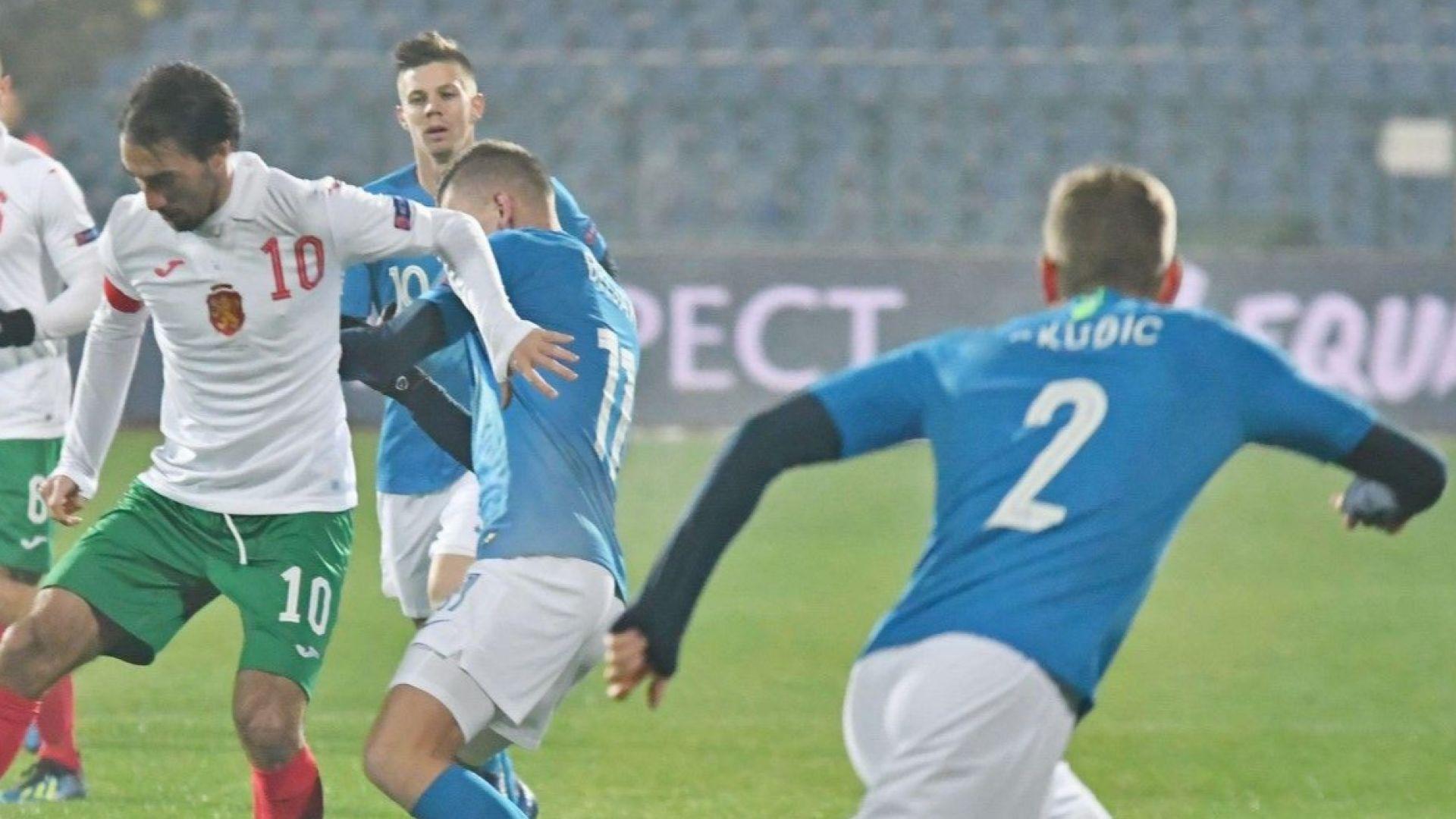 УЕФА дава максималната възможна сума на България за Лигата на нациите