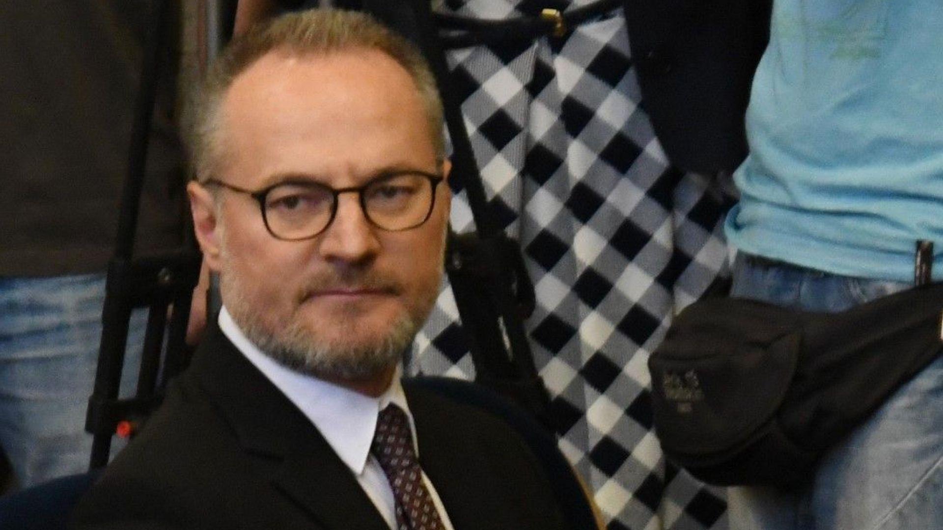 """ВСС даде Лозан Панов на инспектората заради делото """"Иванчева"""""""