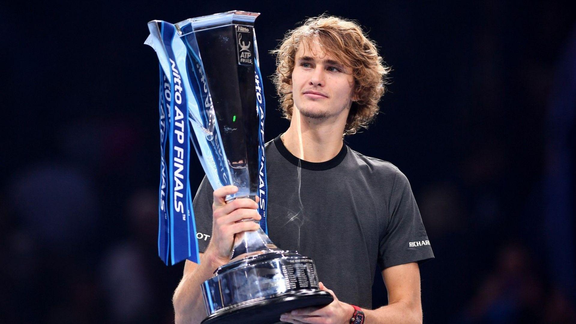 Зверев на 21 е по-успешен от Федерер (статистика)