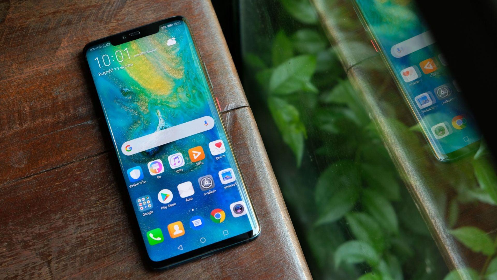 Huawei ще замени Android със собствена ОС