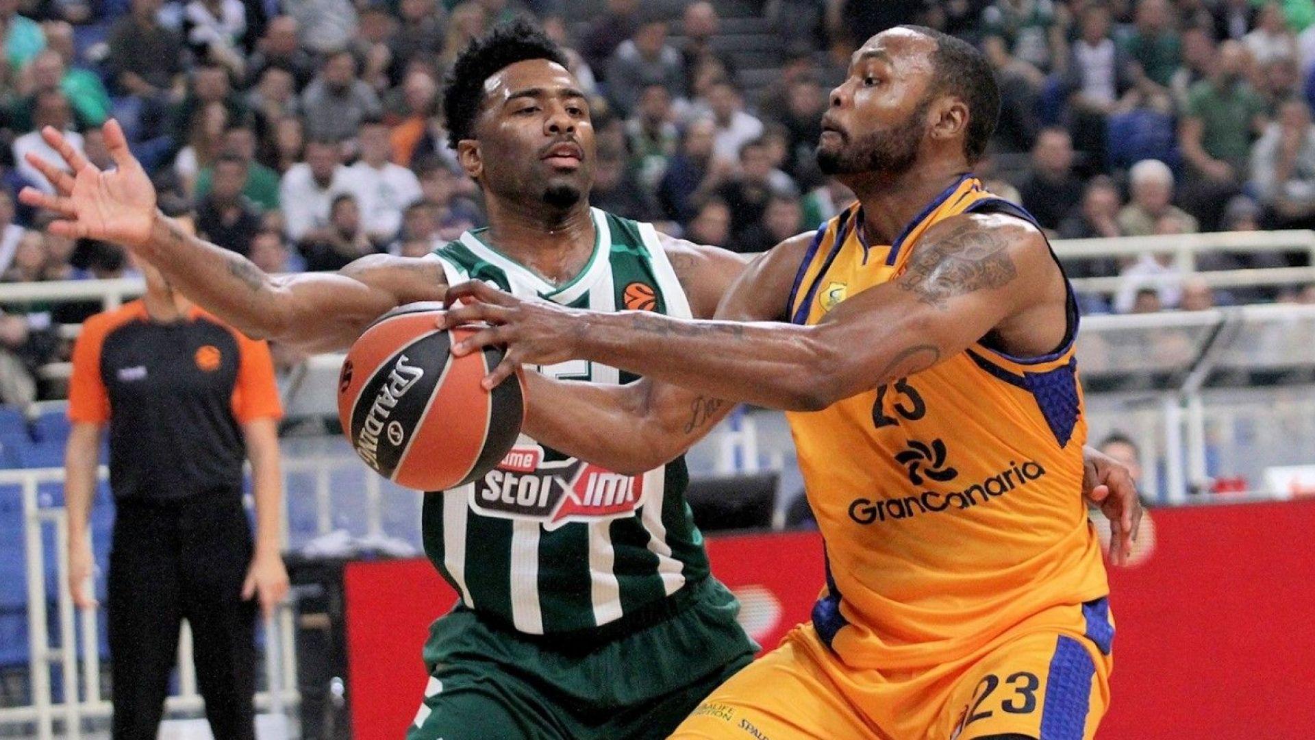 """Коментатор нарече """"маймуна"""" баскетболна звезда в Гърция"""