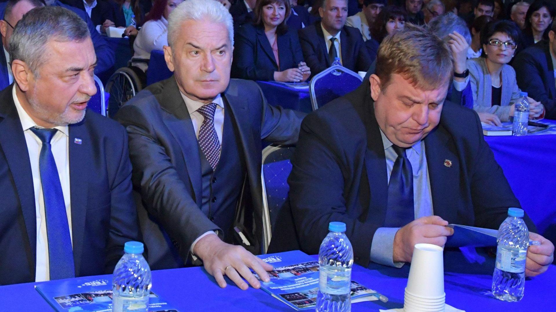 Бойко Борисов прие Големия коалиционен съвет в Министерски съвет