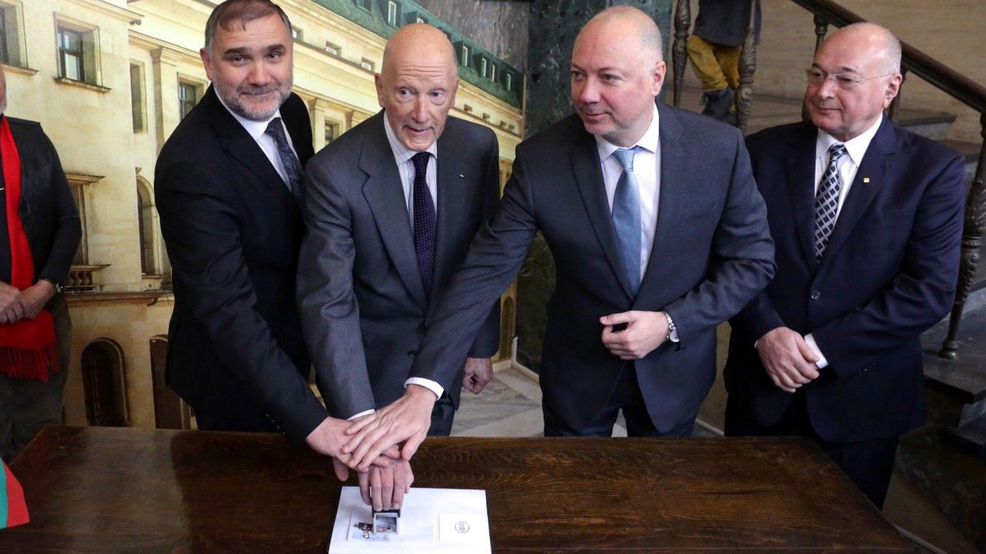 Сакскобургготски: Не бива да се плашим от предсрочни избори