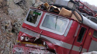 Стоманен стълб спасил живота на пътниците в дерайлиралия влак
