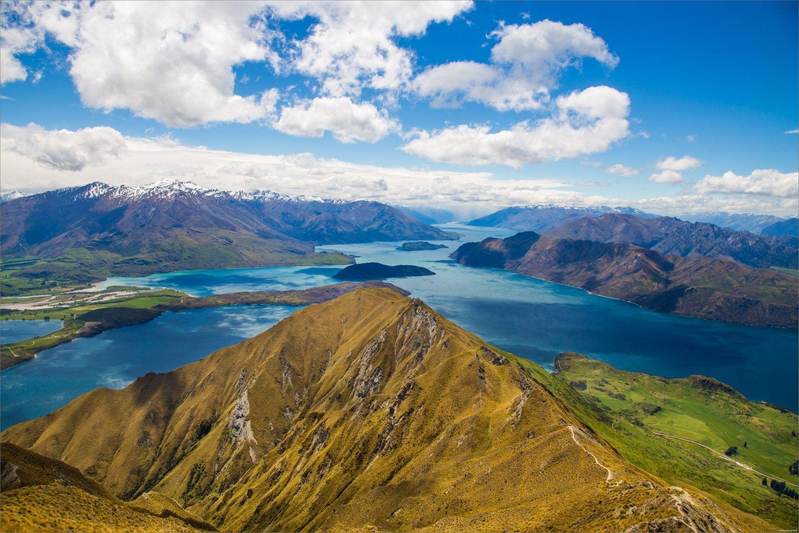 Уанака, Нова Зеландия