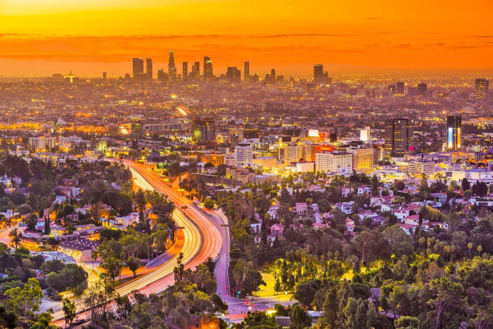 Лос Анджелис, Калифорния
