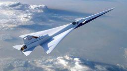 Lockheed Martin прави безшумен свръхзвуков самолет