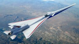 НАСА прави самолет с камери и екрани, вместо с прозорци