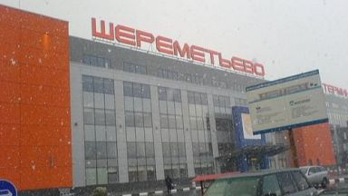 Самолет блъсна и уби човек на пистата Шереметиево