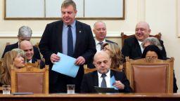 БСП: Защо го няма Борисов за оставката на Симеонов, фалстарт за Николова