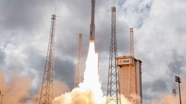 Мароко ще наблюдава Земята от Космоса