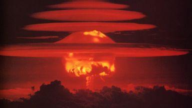 САЩ разсекрети своя план за ядрена война със СССР