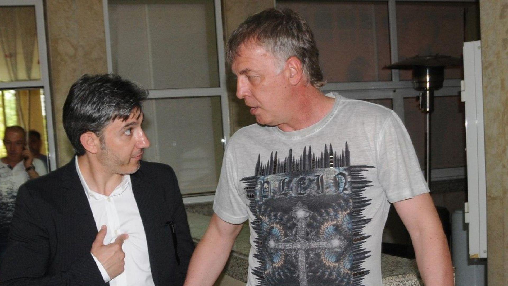 Павел Колев отказа директорския пост в Левски