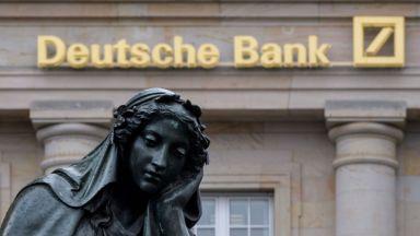 """Акциите на """"Дойче банк"""" паднаха до исторически минимум"""