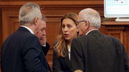 Новият вицепремиер е Марияна Николова