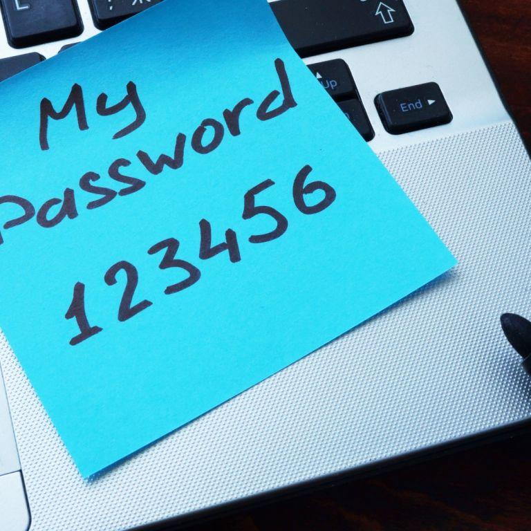 Обявиха най-често разбиваните пароли