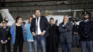 Брюксел отхвърли бюджета на Италия, Салвини обяви, че няма да преговарят
