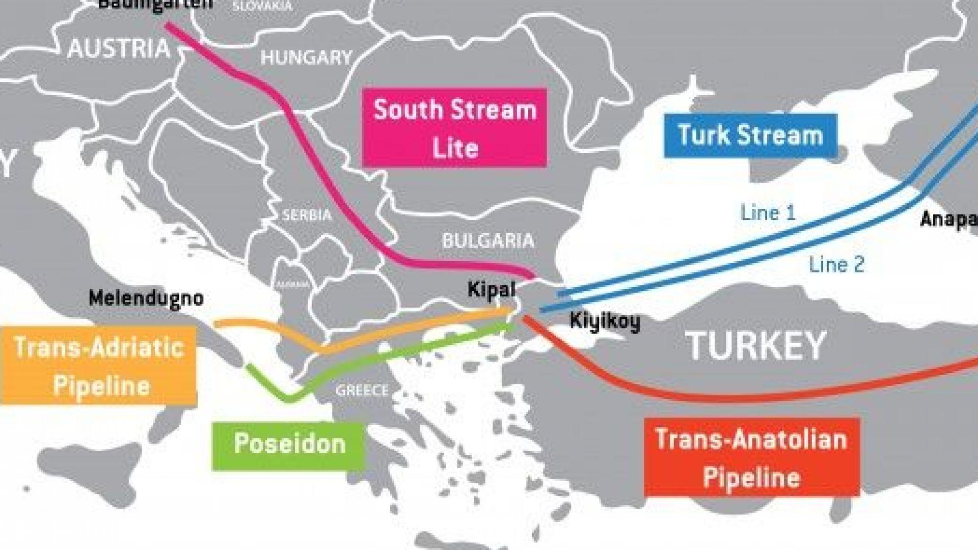 Правителството одобри промяна в Енергийната стратегия на България