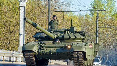 Русия се въоръжава с новия танк Т-72Б3M