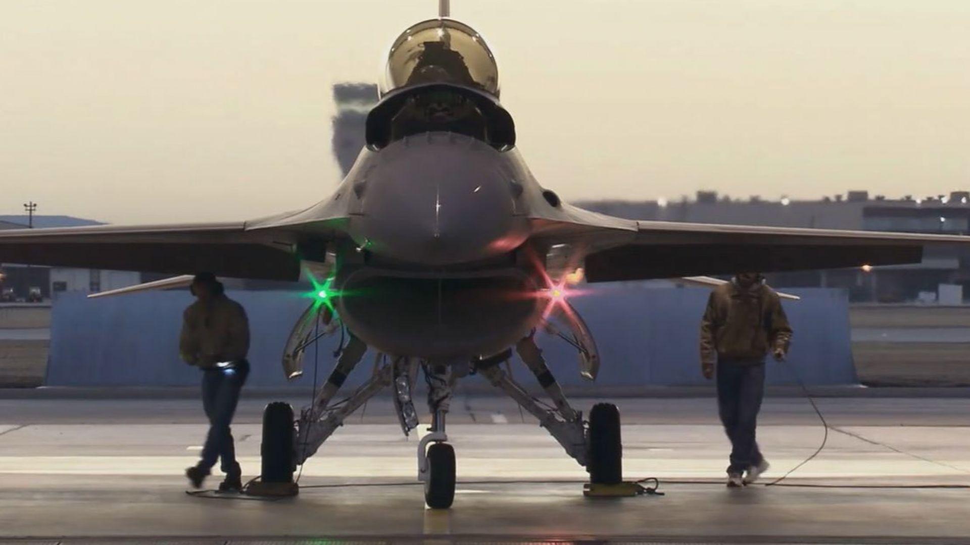 """Ерик Рубин: За """"Локхийд Мартин"""" и за САЩ е чест да предложат F-16 Block 70 на България"""