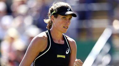 Тенисистка №1 на Острова: Трябва да получаваме колкото мъжете