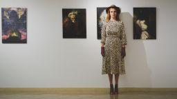 Една филмова Мила Робeрти нейната шумна самота