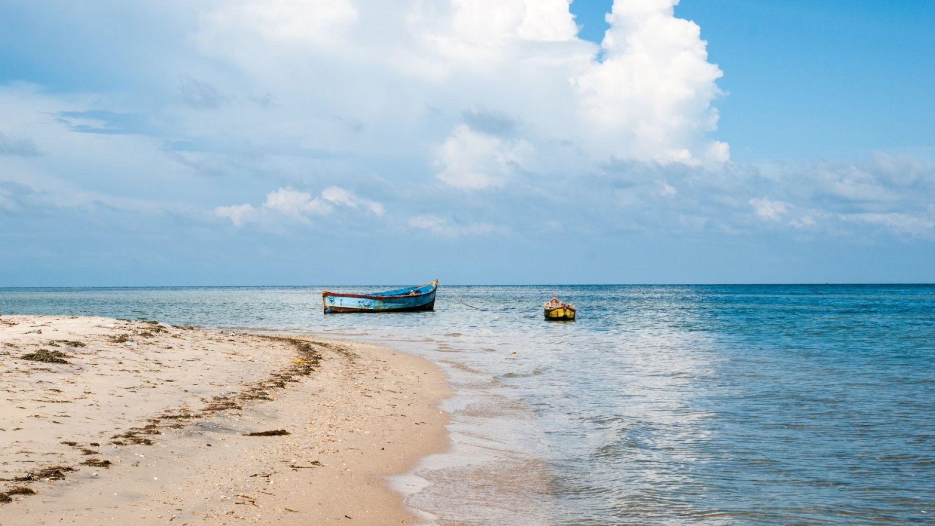 Американец, посетил един от Андаманските и Никобарски острови, отдалечена индийска