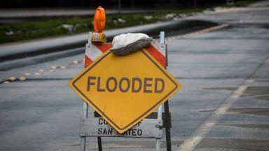 Калифорния обяви край на сушата за пръв път от 7 години