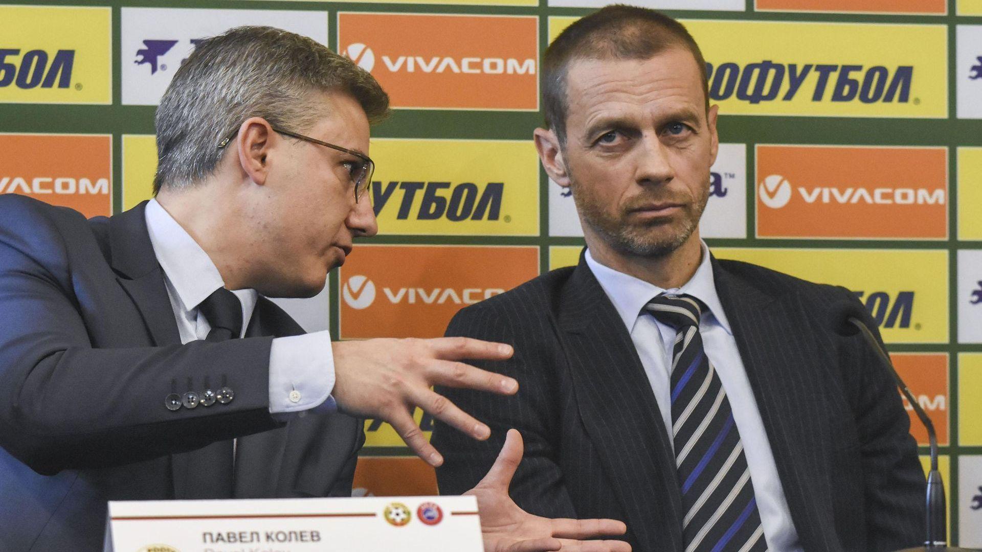 БФС опитва да избегне конфликт на интереси с новия силен човек в Левски