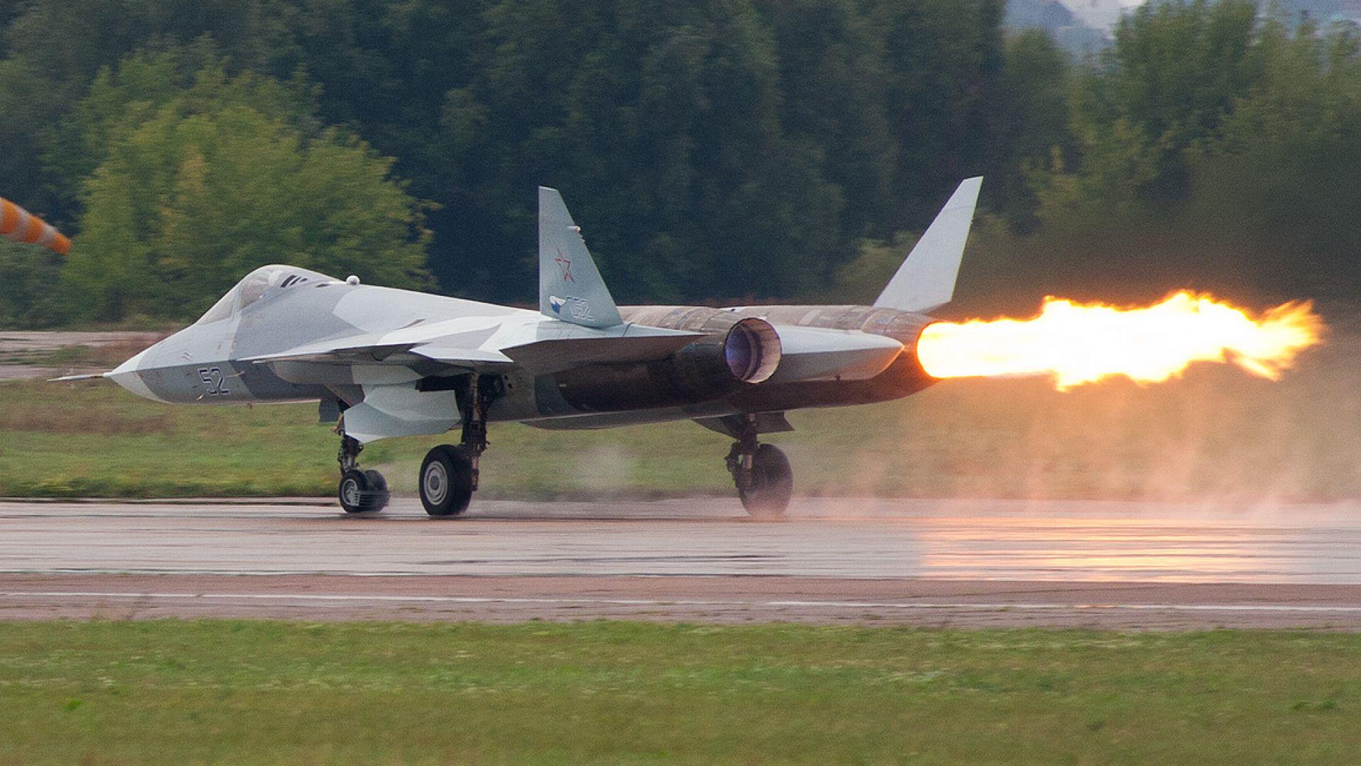 През 2020 г. Русия стартира внедряването на Су-57