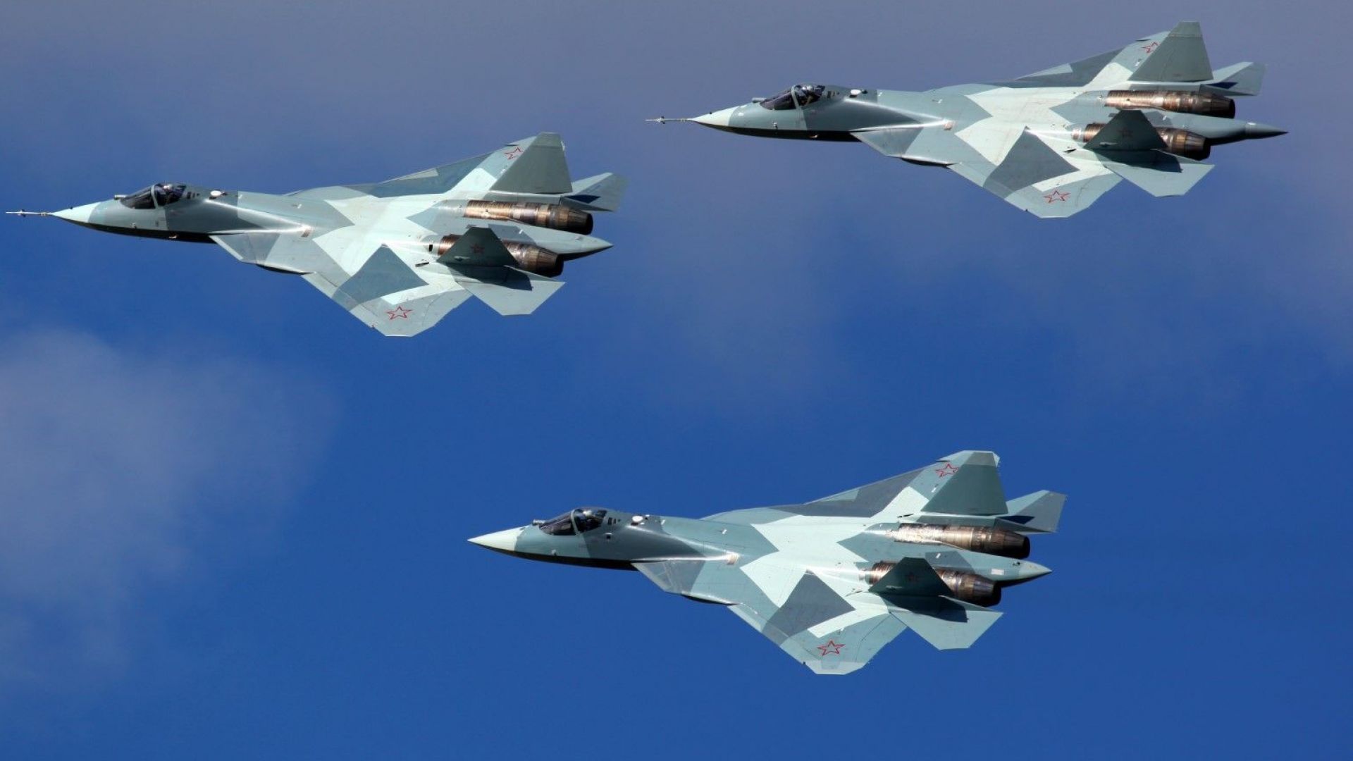 Какви самолети летяха над Москва за Деня на Победата