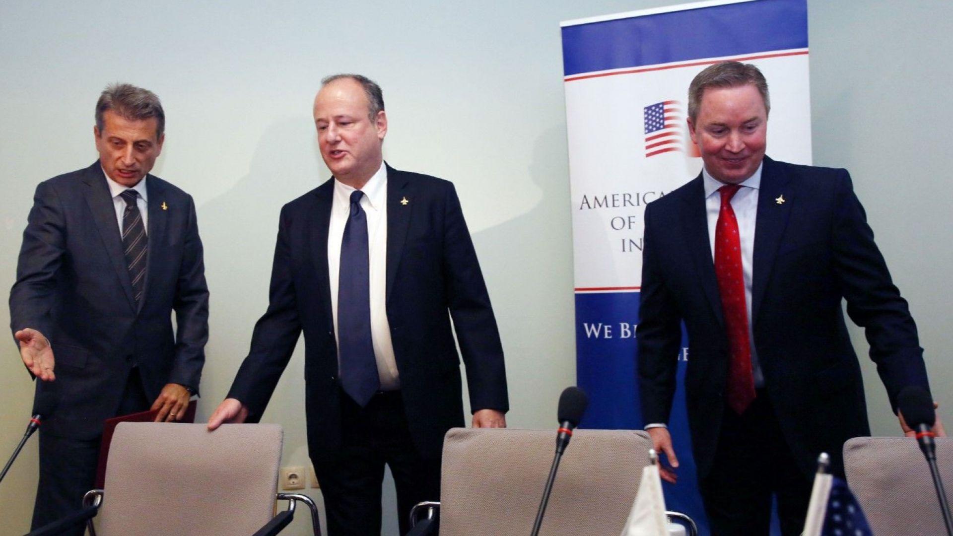 Директор в Lockheed Martin: Отношенията между България и САЩ са изключително добри