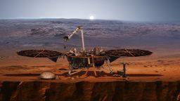 Сонда на НАСА разкрива тайните на вътрешността на Марс