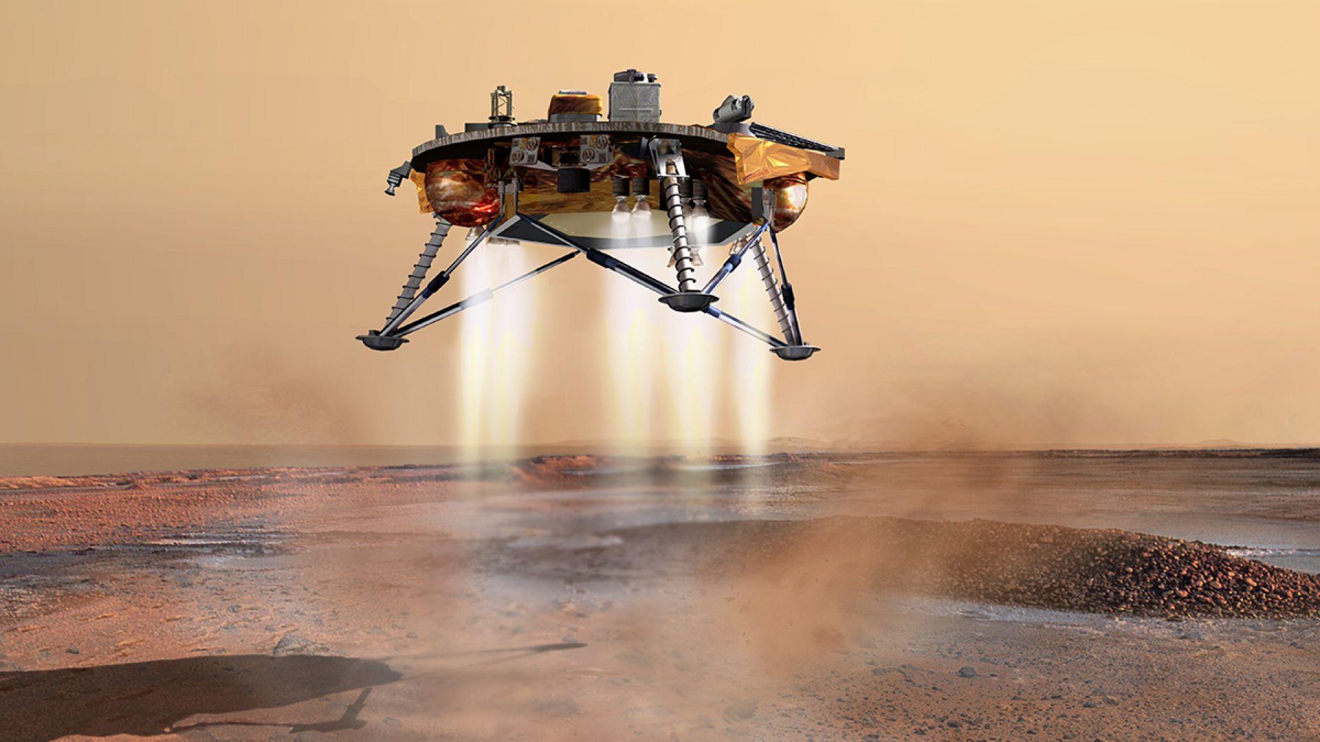 ЕС и Русия отлагат мисията си до Марс за 2022 г.