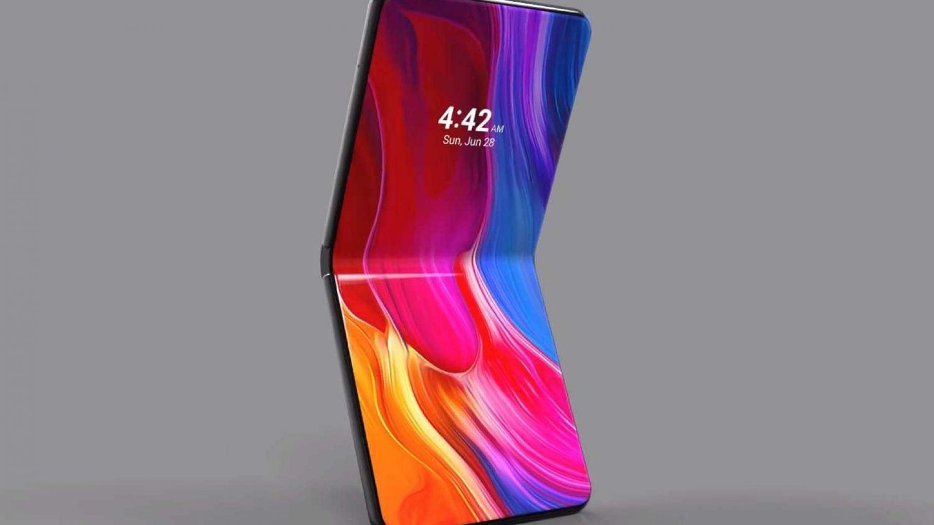 Xiaomi извади гъвкав смартфон