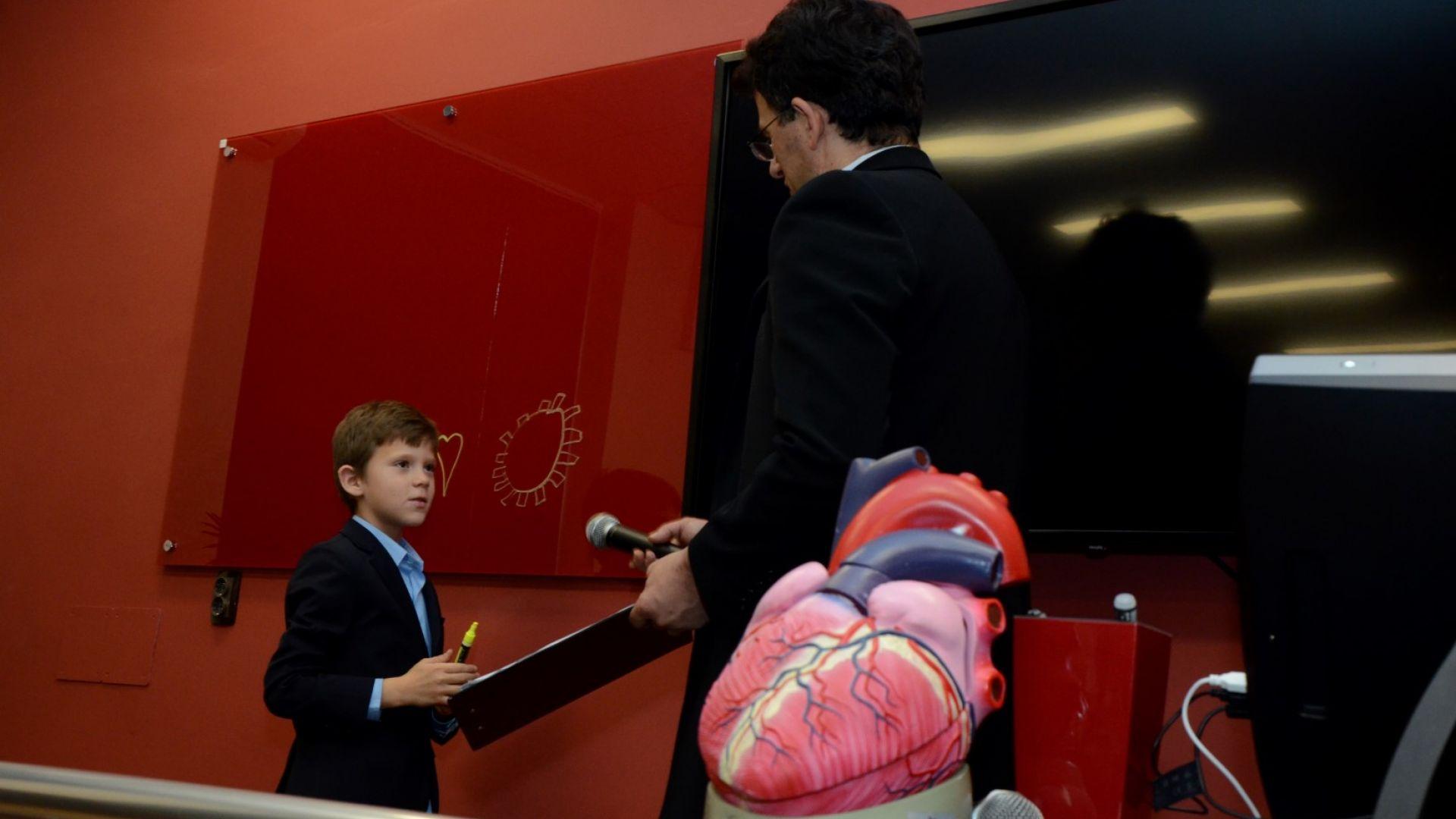 Образование на бъдещето: Обучение в час с 3D технологии в столично училище