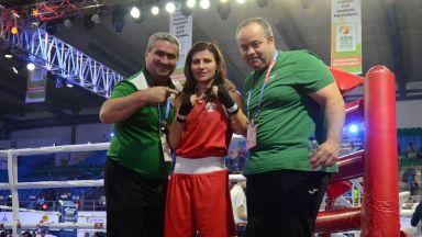 Страхотно, българка достигна финала на Световното по бокс