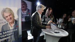 Орлин Горанов с пищно музикално парти за премиерата на първата си книга