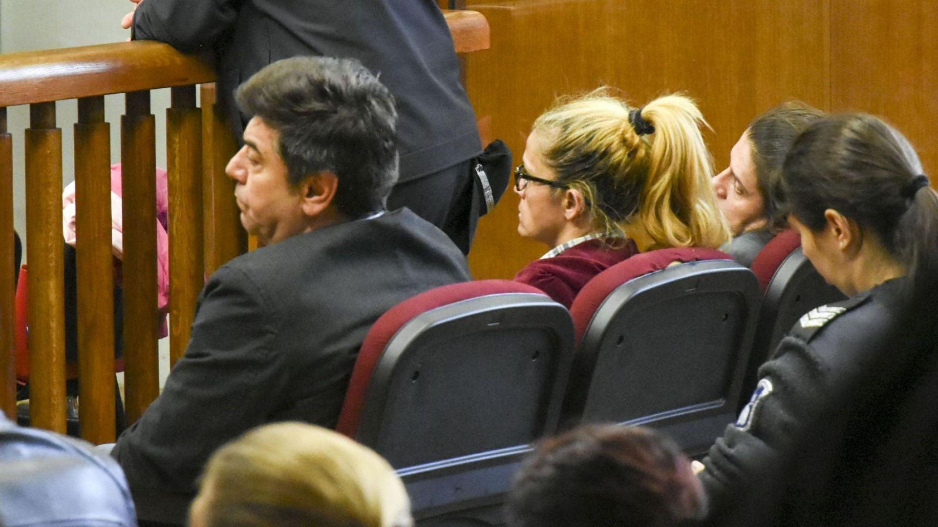 Петко Дюлгеров в съда