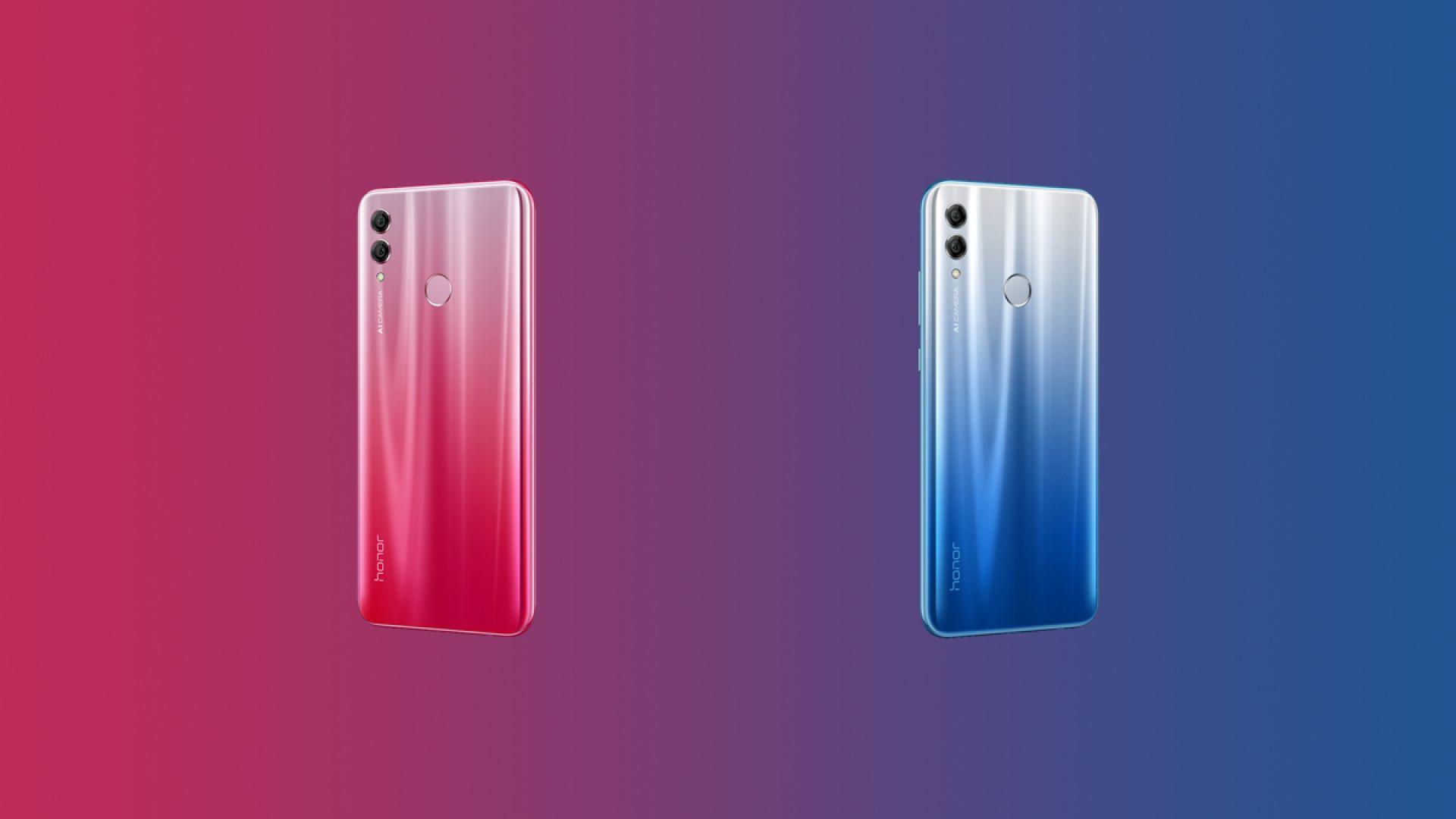 Huawei представи бюджетния Honor 10 Lite