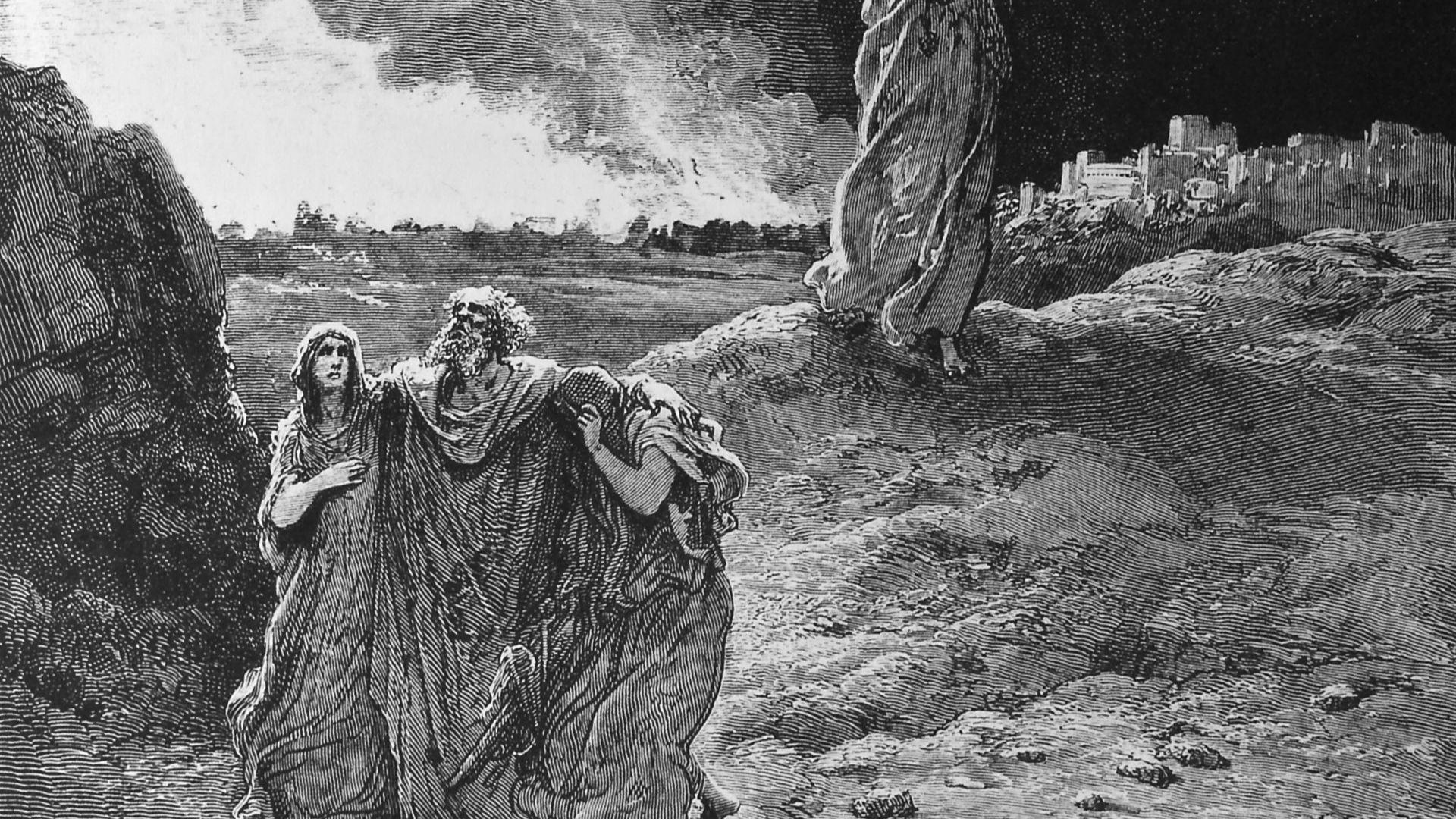Експлозия с мощност от 25 мегатона заличила Содом и Гомор