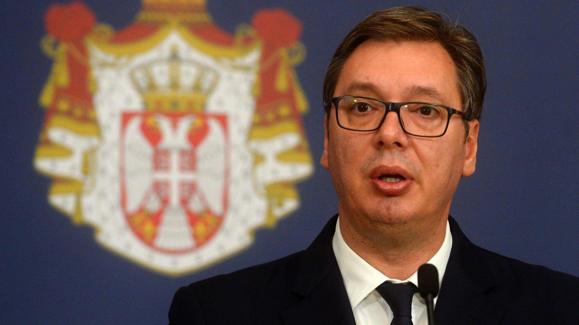 Извънредна среща на върха в Сърбия заради ескалацията на напрежение с Косово